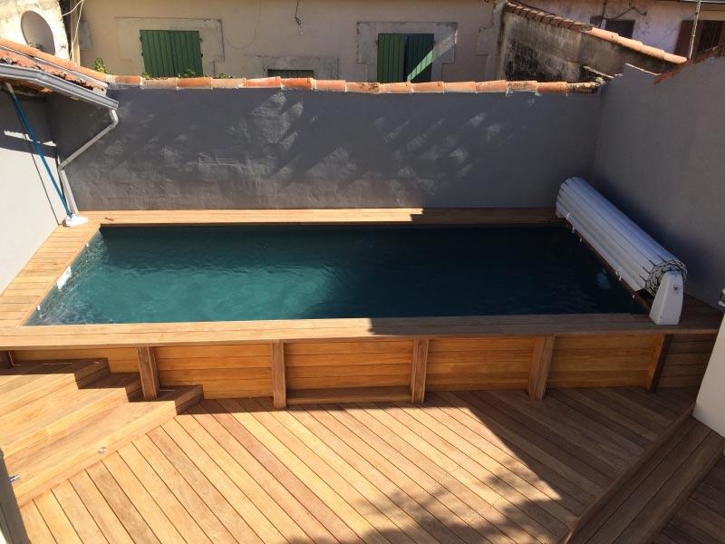 terrasse en bois finest raliser une terrasse phmre en bois with terrasse en bois good terrasse. Black Bedroom Furniture Sets. Home Design Ideas